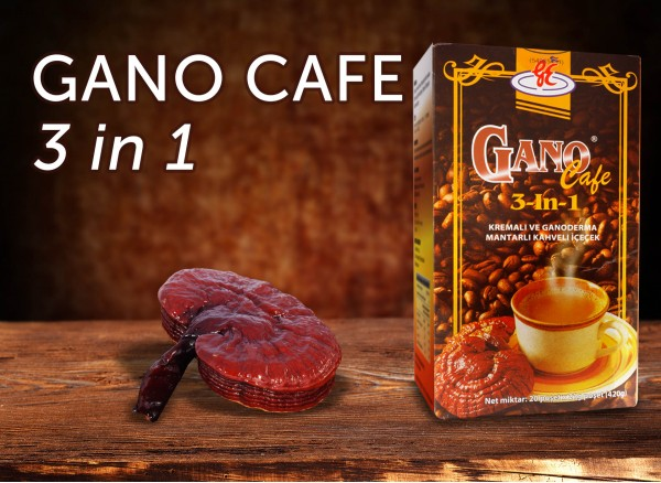 Ganocoffee 3in1